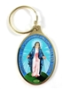 Our Lady of Grace Keychain 391
