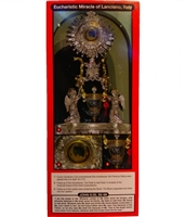 Eucharistic Miracle of Lanciano, Italy Pamphlet