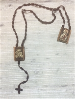 Brown Scapular Rosary
