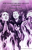How To Help The Holy Souls In Purgatory: Stories of the Saints by Fr. Stephen Lesniewski