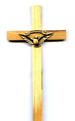 Confirmation Olive Wood Cross