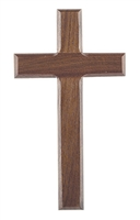 "12"" Genuine Walnut Cross W12"