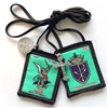 F: Saint Michael Brown Scapular