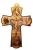 "Life of Jesus 12"" Wall Cross CX54LOJ"