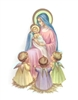Christmas Mary with Baby Jesus Scene X90-4