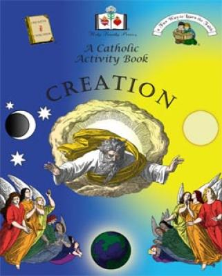 Creation, A Catholic Activity Book