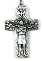 Pope Francis Cross with Chain CRSPFL
