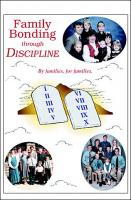 Family Bonding Through Discipline by families, for families