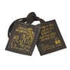 Brown Leather Mt Carmel Scapular