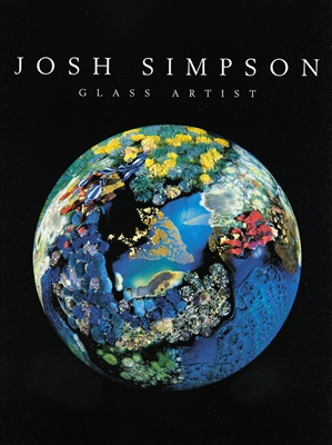 Book: Josh Simpson Glass Artist
