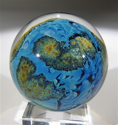 Large Possibly Inhabited Planets, Josh Simpson Glass