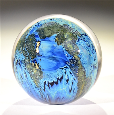 "3"" Possibly Inhabited Planet Paperweight"