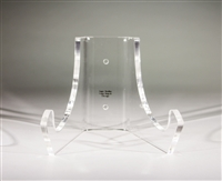 Small Acrylic Bowl Display Stand