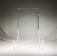 Large Acrylic Platter Stand