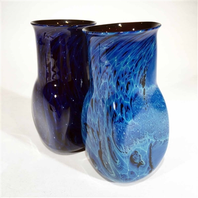 Blue New Mexico Tumblers- Set of Two