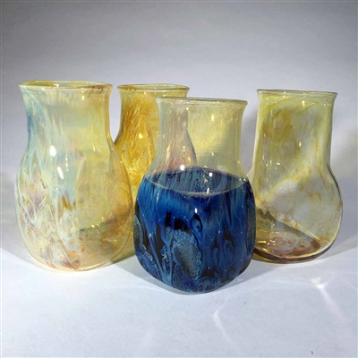 Desert New Mexico Tumblers - Set of Four