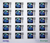 Megaplanet Photo Stamps