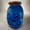 Blue New Mexico Vase