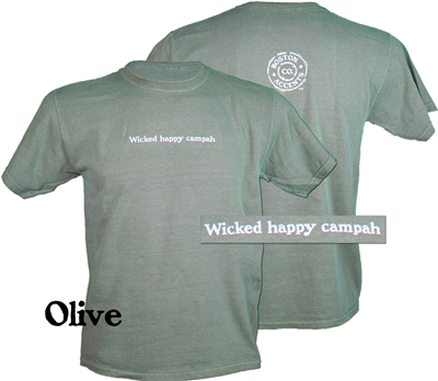 Wicked happy campah