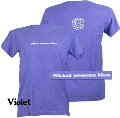Wicked awesome mom