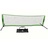 Soccer Volley Tennis Net & Rebounder