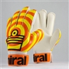 Admiral 17 Flat Palm Goalkeeper Gloves-Size 8