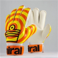 Admiral 17 Flat Palm Goalkeeper Gloves