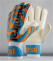 Admiral 40 Roll Finger Goalkeeper Gloves- Size 7 & 8