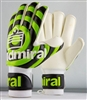 Admiral 60 Roll Finger Goalkeeper Gloves- Size 6, 7 & 8