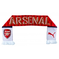 Arsenal Fan Scarf