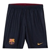 Barcelona Nike Home Shorts 2018/19 (Kids)-YOUTH XL
