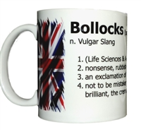 British Bollocks 11oz Mug