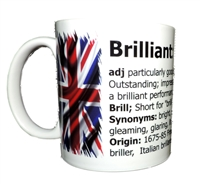 British Brilliant 11oz Mug