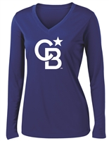 Coldwell Burnet Realty Womens Long Sleeve Tee