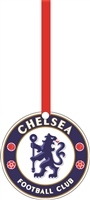 Chelsea Christmas Ornament