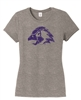 Chaska Hawks Soft Tri Blend Fashion Tee-WOMEN'S