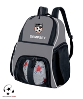 Player Soccer Back Pack (includes free soccer ball)