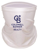 Coldwell Performance Gaiter Face Mask-WHITE Pack of 2