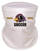 Chaska Hawks Performance Gaiter- WHITE - YOUTH & ADULT