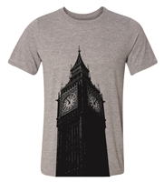 British Big Ben Clock Tee