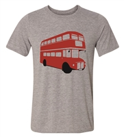 British Double Decker Bus Tee