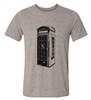 British Phone Box Tee