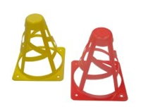 "6"" Cone Collapsible Cones"