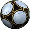 Club Trainer Soccer Ball-Hand Stitched 1 year Guarantee