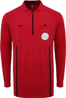 Governor Pro Stretch Long Sleeve Referee Jersey (ADULT)