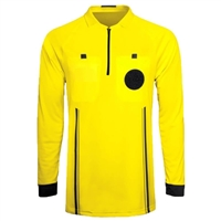 Pro Long Sleeve Referee Jersey (YOUTH & ADULT)
