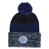 Leicester City F.C Cuffed Knit Hat w/Pom