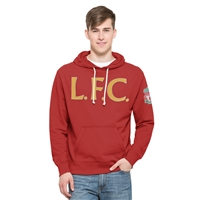 Liverpool FC Striker Hooded Sweatshirt
