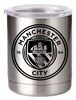 Manchester City 10oz Stainless Steal Lowball