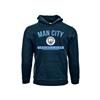 Manchester City FC Premium Hoodie-YOUTH